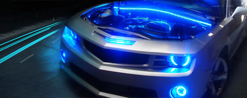car lighting & St. Louis Custom Car Lighting Installation