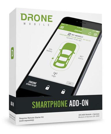drone-mobile-remote-start